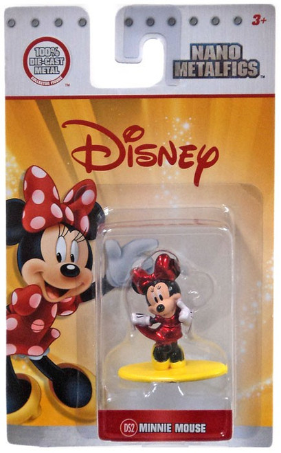 Disney Nano Metalfigs Minnie Mouse 1.5-Inch Diecast Figure DS2 [Damaged Package]