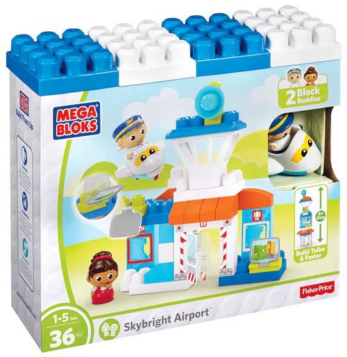 Mega Bloks Fisher Price Skybright Airport Set