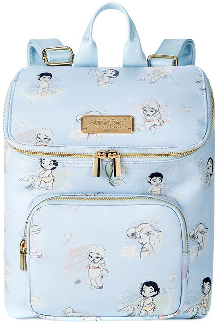 Disney Animators' Collection Animators Collection Exclusive Backpack [Blue]