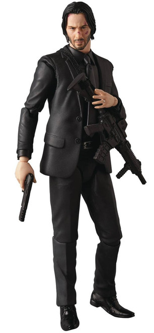 MAFEX John Wick Action Figure