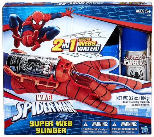 Ultimate Spider-Man Super Web Slinger Roleplay Toy