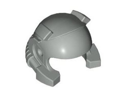 LEGO Light Gray Astronaut Helmet [Loose]