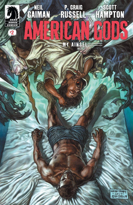 Dark Horse American Gods: My Anisel #2 Comic Book
