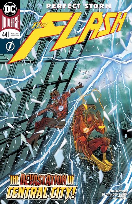 DC The Flash #44 Comic Book