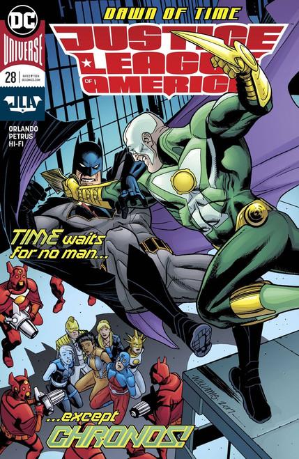 DC Justice League of America #28 Comic Book