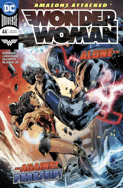 DC Wonder Woman #44 Comic Book