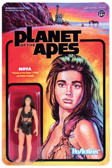 ReAction Planet of the Apes Series 1 Nova Action Figure