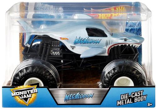 Hot Wheels Monster Jam Megalodon Die-Cast Car