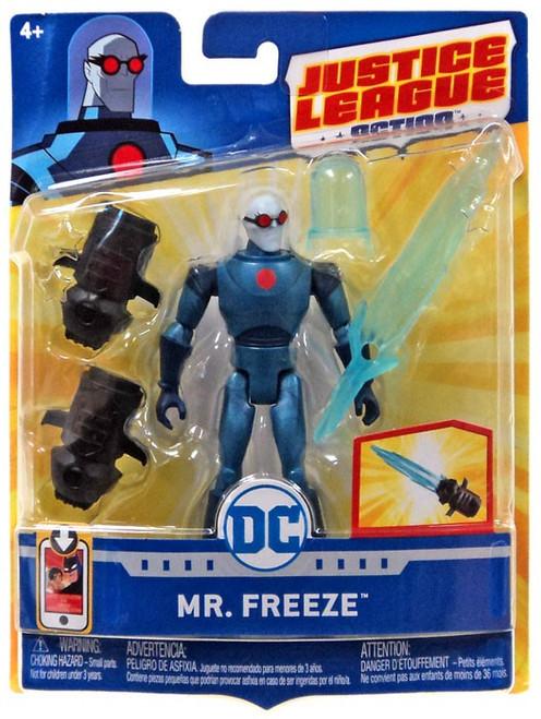 Justice League Action JLA Power Connects Mr. Freeze Action Figure
