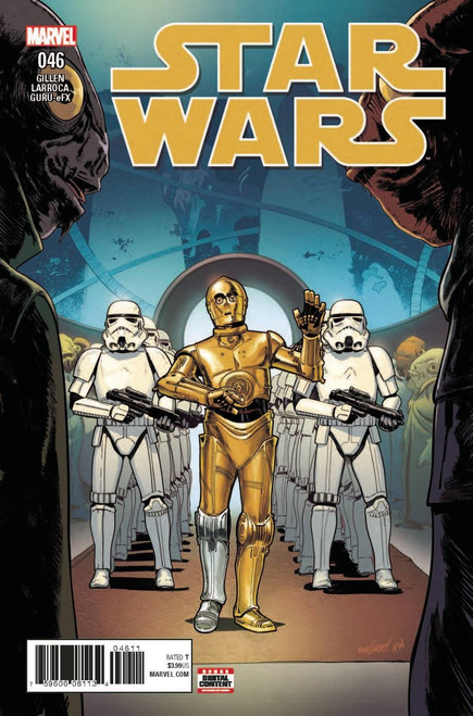 Star Wars #46 Comic Book