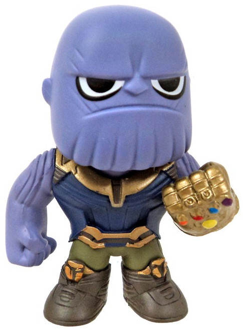 Funko Marvel Avengers Infinity War Thanos 3-Inch 1/6 Mystery Minifigure [Loose]