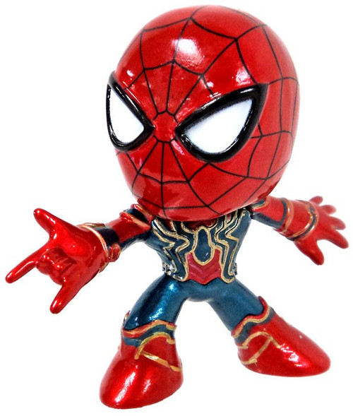 Funko Marvel Avengers Infinity War Iron Spider 2.5-Inch 1/36 Mystery Minifigure [Loose]