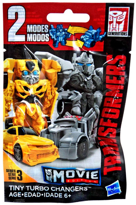 Transformers Bumblebee Movie Tiny Turbo Changers Series 3 Mystery Pack