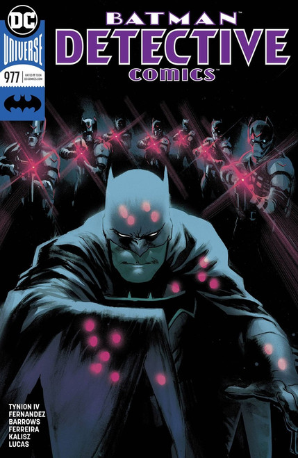 DC Detective Comics #977 Comic Book [Variant Cover]