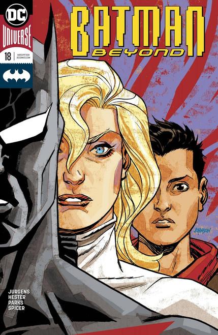 DC Batman Beyond #18 Comic Book [Variant Cover]