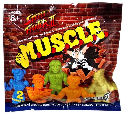M.U.S.C.L.E. Street Fighter II Mystery Pack