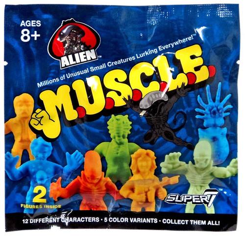 M.U.S.C.L.E. Alien Mystery Pack