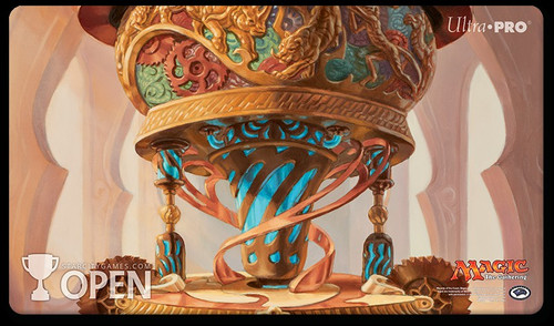 MtG Card Supplies Aether Vial Playmat