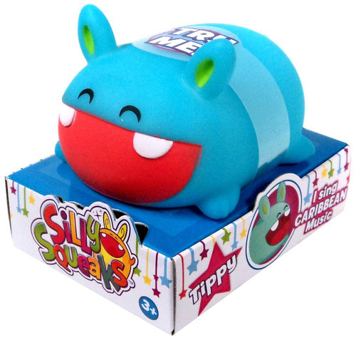 Silly Squeaks Musical Pets Series 1 Tippy