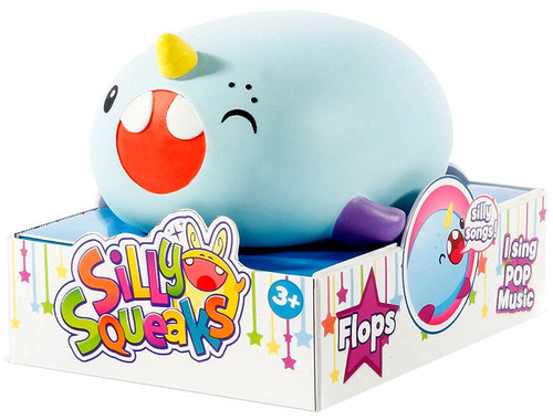 Silly Squeaks Musical Pets Flops