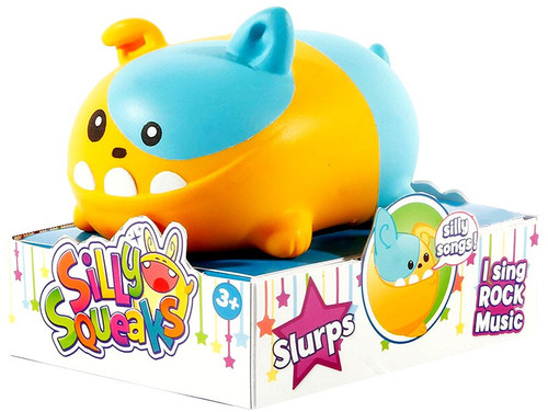 Silly Squeaks Musical Pets Series 1 Slurps
