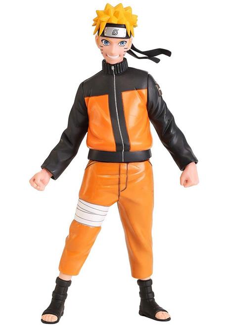Naruto Shippuden Viz Collection Series 1 Naruto Uzumaki Action Figure