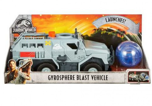 Jurassic World Fallen Kingdom Gyrosphere Blast Vehicle