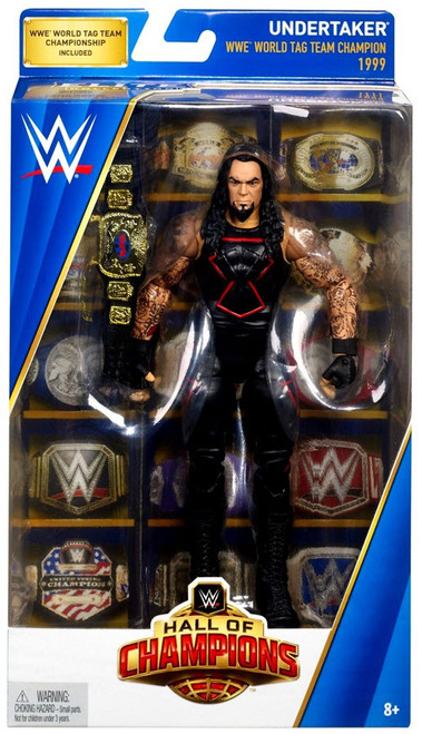 WWE Wrestling Elite Hall of Champions Undertaker Exclusive Action Figure