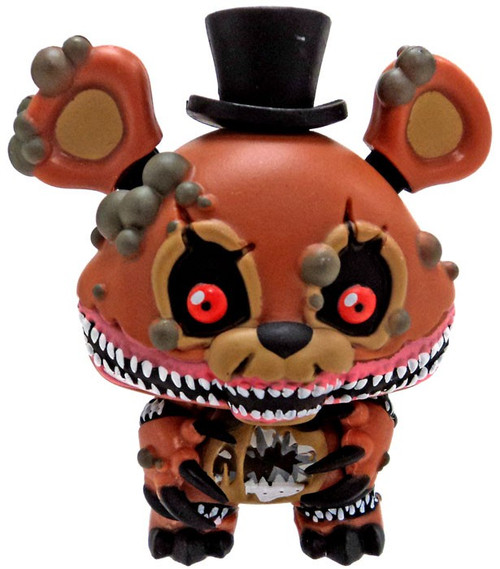 Funko Five Nights at Freddy's The Twisted Ones & Sister Location Twisted Freddy 1/6 Mystery Minifigure [Loose]