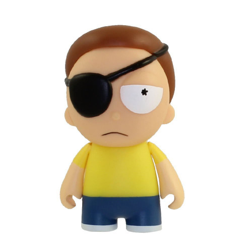 Adult Swim Rick and Morty Evil Morty 3-Inch 1/48 Mystery Minifigure [Loose]