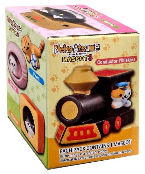 Mascot 3 Neko Atsume Mystery Pack