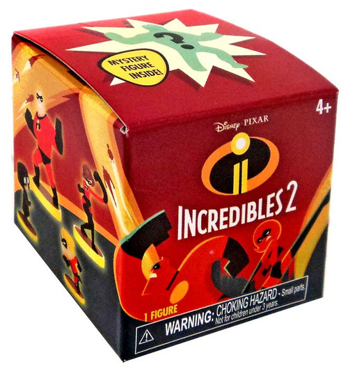 Disney / Pixar Incredibles 2 Mini Supers Figure Mystery Pack
