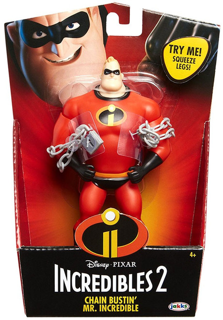Disney / Pixar Incredibles 2 Feature Mr. Incredible Action Figure [Chain Bustin']