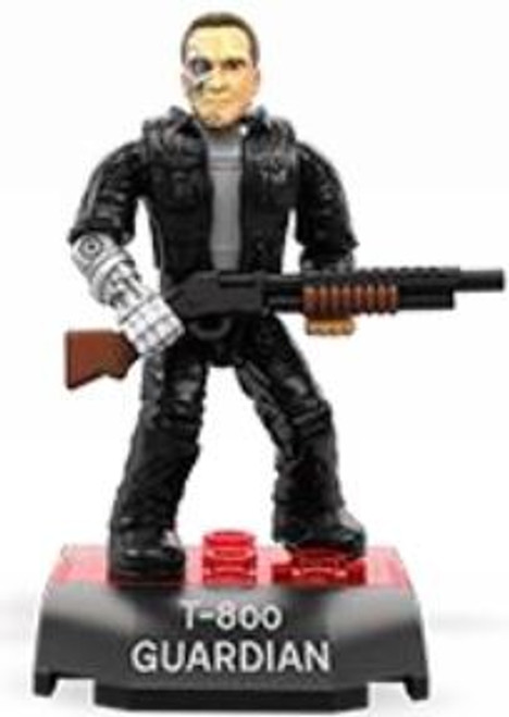 Terminator Heroes Series 3 T-800 Guardian Mini Figure