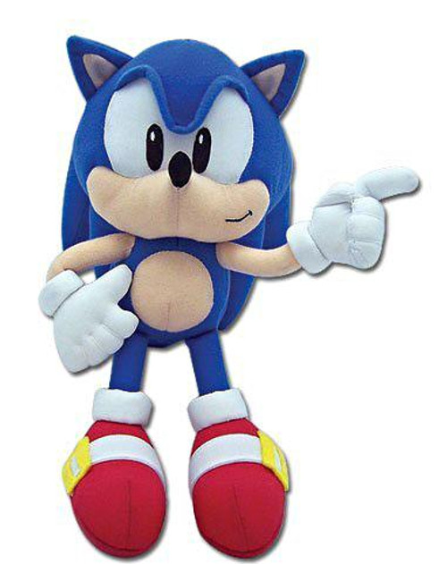 Sonic the Hedgehog 8-Inch Plush [Pointing]