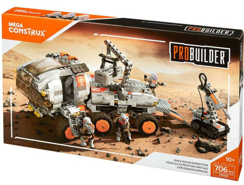 Mega Construx Space Rover Expedition Set
