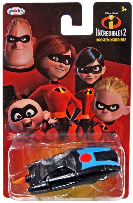 Disney / Pixar Incredibles 2 Boosted Incredibile Diecast Car