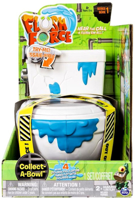 Flush Force Series 1 Collect-A-Bowl
