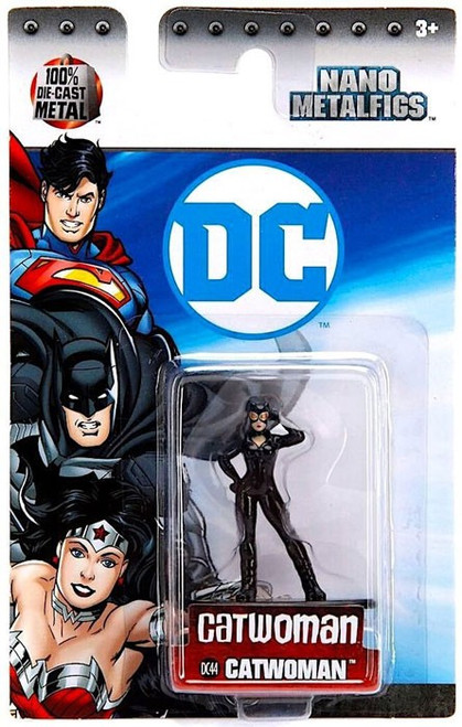 DC Nano Metalfigs Catwoman 1.5-Inch Diecast Figure DC44