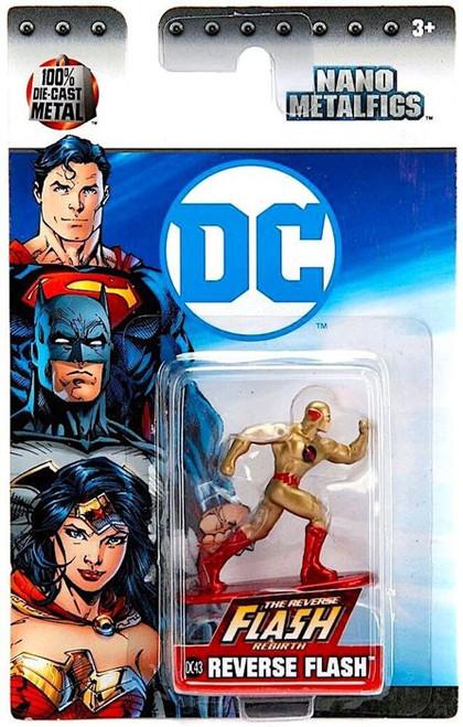 DC Nano Metalfigs Reverse Flash 1.5-Inch Diecast Figure DC43