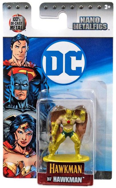 DC Nano Metalfigs Hawkman 1.5-Inch Diecast Figure DC47