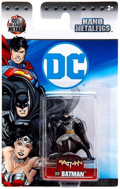 DC Nano Metalfigs Batman 1.5-Inch Diecast Figure DC39 [DC39]