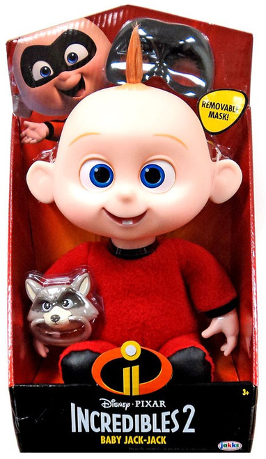 Disney / Pixar Incredibles 2 Baby Jack-Jack Plush Doll