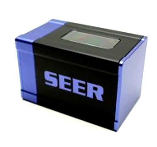 Box Gods Seer Purple Deck Box