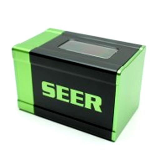 Box Gods Seer Green Deck Box