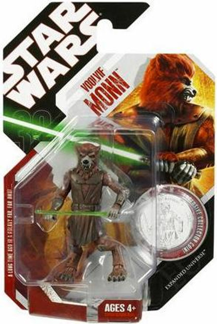Star Wars Attack of the Clones 2007 30th Anniversary Wave 9 Voolvif Mon Action Figure #58