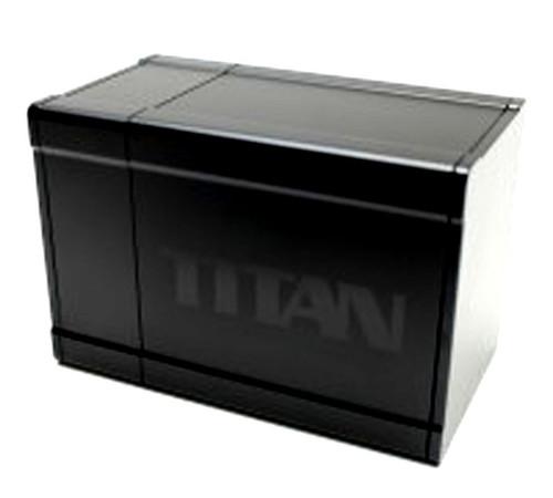 Box Gods Titan Black Deck Box