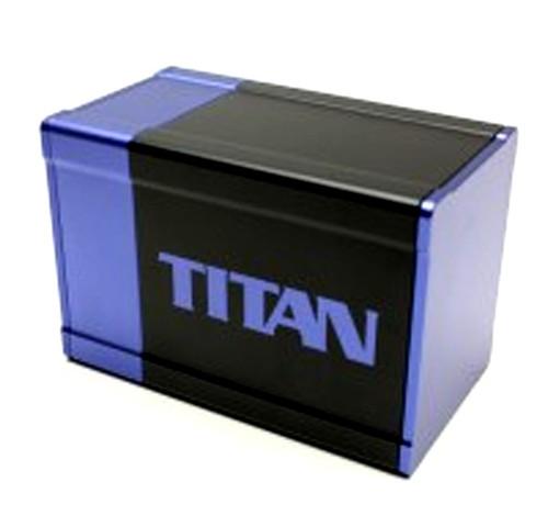 Box Gods Titan Purple Deck Box