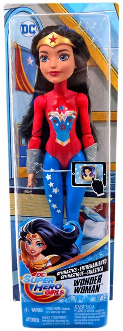 DC Super Hero Girls Wonder Woman 12-Inch Doll [Gymnastics]