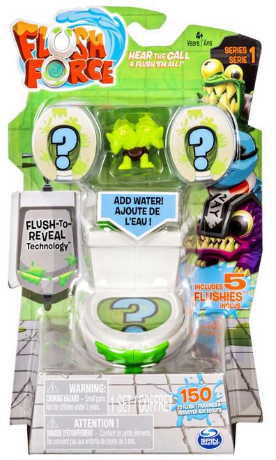 Flush Force Series 1 Filthy Mini Figure 5-Pack